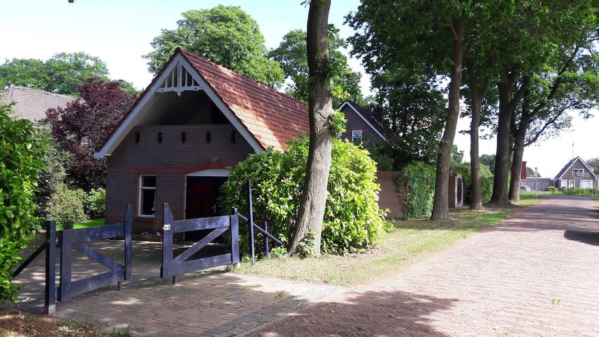 Holiday home in Drenthe - Hekman's Buytenhuys