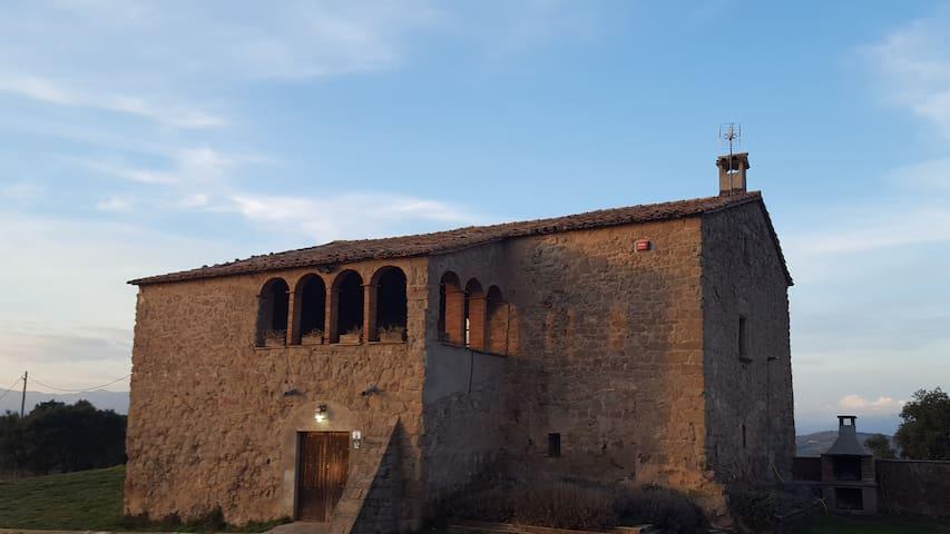 Casa Les Sitges de Viver i Serrateix - El Berguedà - House