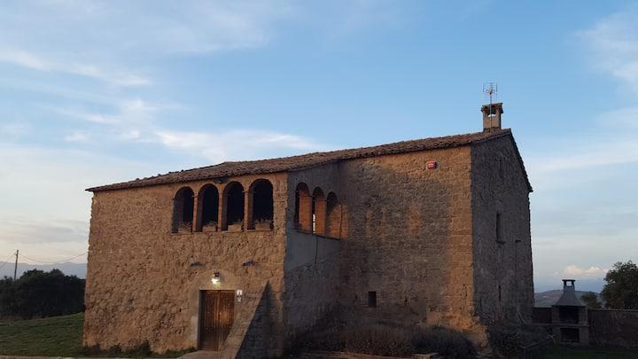 Casa Les Sitges de Viver i Serrateix