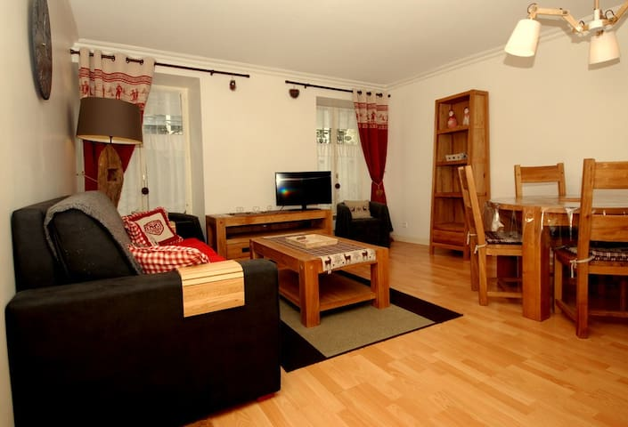appartement t.2 agreable.