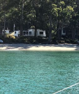 Absolute Beach Front at Pristine Stewarts Bay