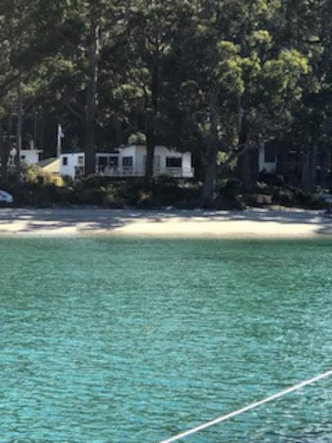 Absolute Beach Front at Pristine Stewarts Bay