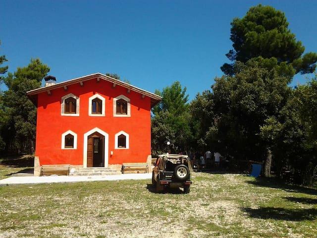 Casetta Rossa Country House - Vico del Gargano - Apartment