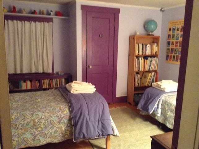 Maple St Guest Room, Brattleboro VT