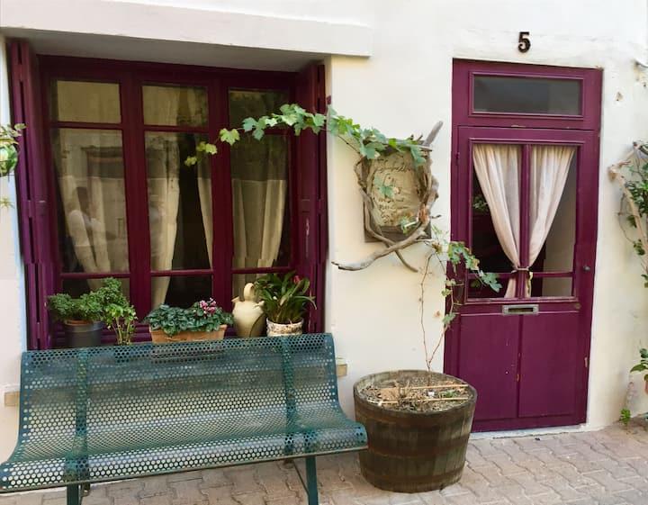 Chambre d'hôtes l'Alizé à Gruissan - 2