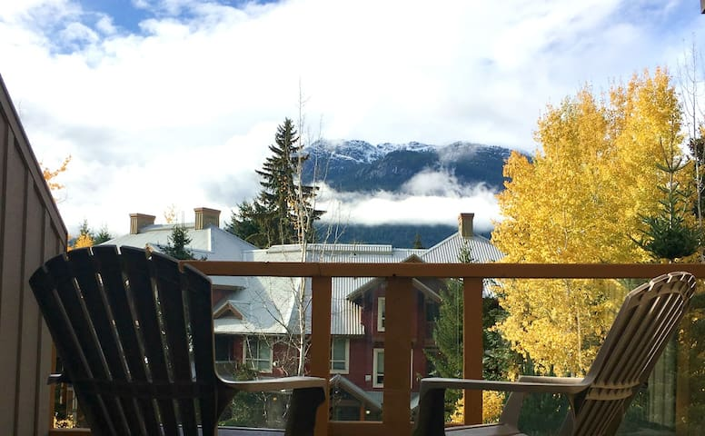 Whistler-Blackcomb Townhouse