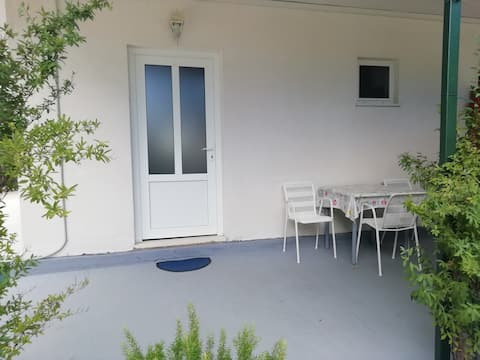Amazing Studio with terrace