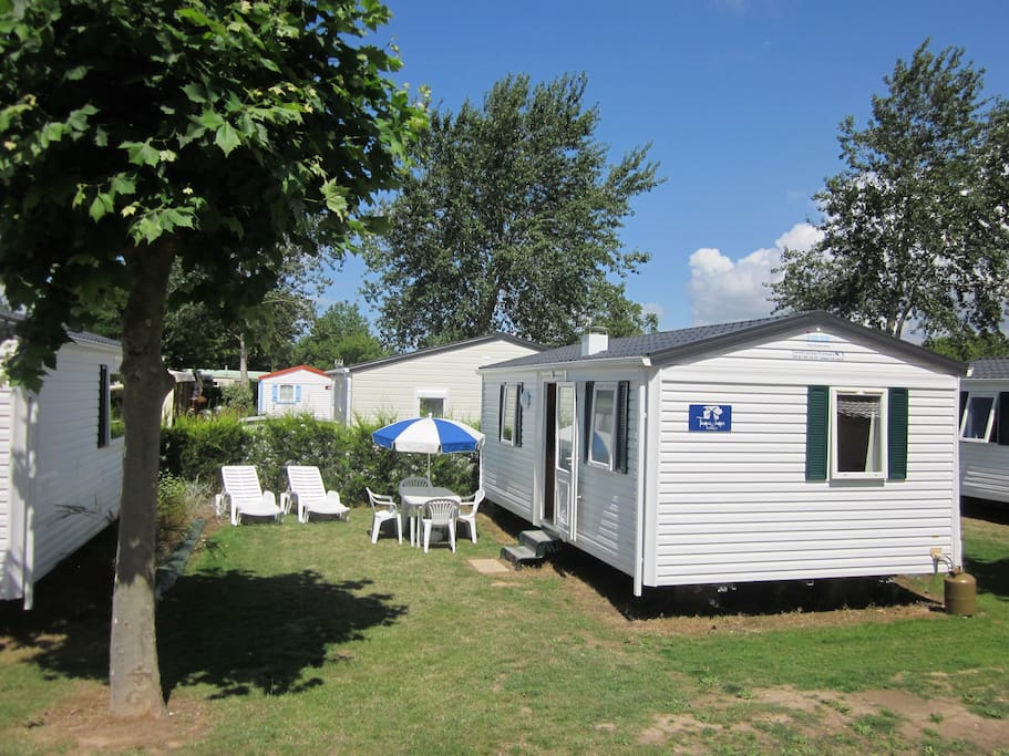 Two Bed Mobile Home
