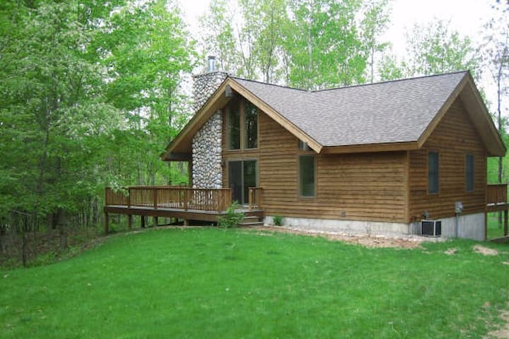 Betsie River Nature Retreat - Thompsonville - Haus