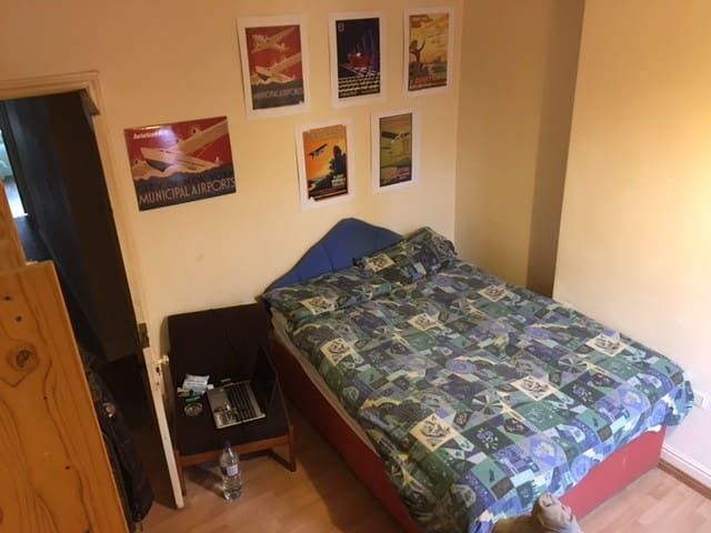 Stanza singola privata in casa accogliente - Leicester - Talo