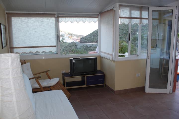 Cozy apartment in Anaga