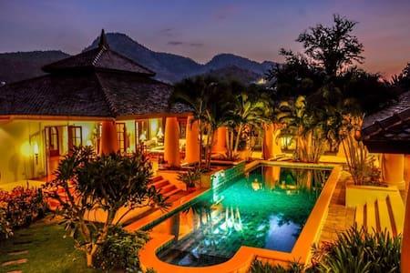 Balinese Style Pool Villa - Hua Hin