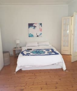 The bedroom you want for your summer break! - North Bondi