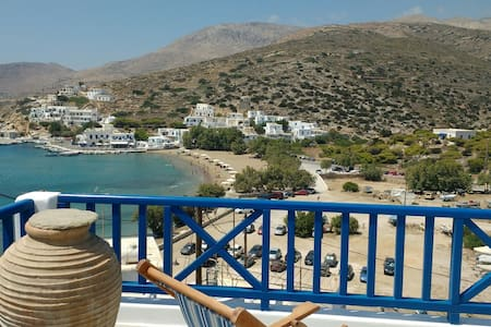 SIKINOS, THE BEST VIEW AT THE 'PEARL OF CYCLADES' - Alopronia