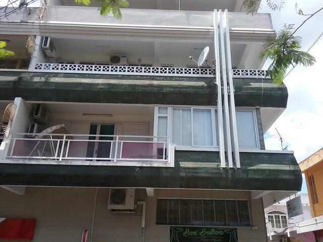 La Plaine Verte Guest House
