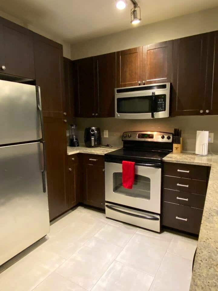 Cozy & Mordern 1 BR Apartment 5 mins from city