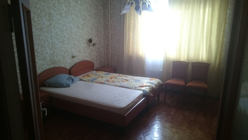 Квартира на юге Москвы, 15 мин. транспортом от БДД - Moskva