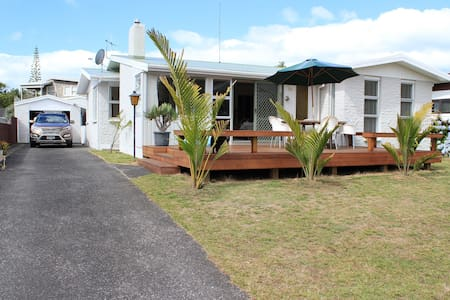 You'll Love Whangamata - House