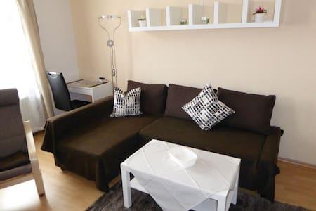2-Raum Appartement vollständig ausgestattet 24 - Erfurt