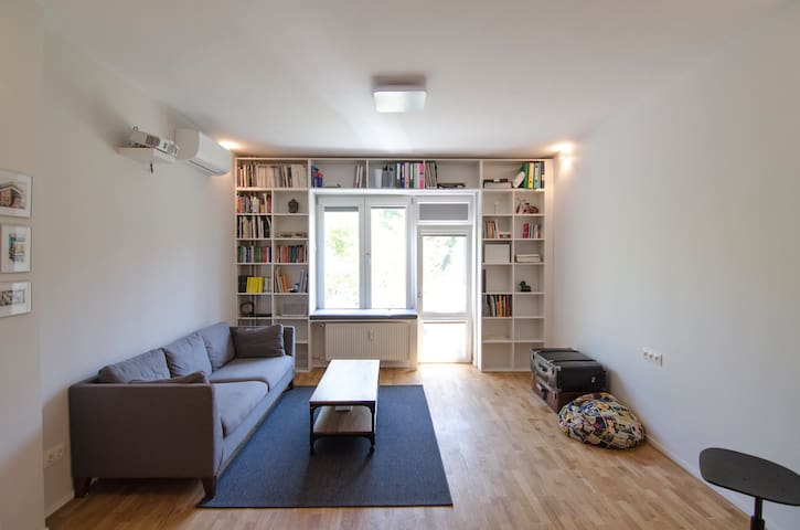 75 square metres of awesome in the heart of Sofia