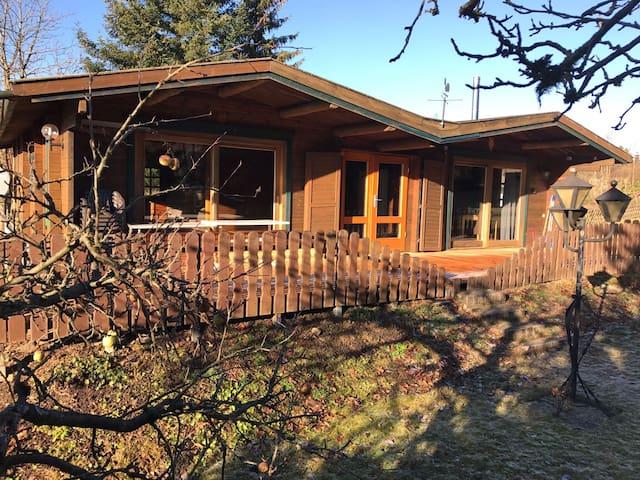 Tannenrauschen Blockhütte - Braunlage - Cabin