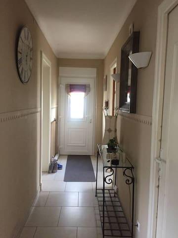 Dans mon chez moi , tout simplement