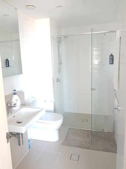 Own private bathroom