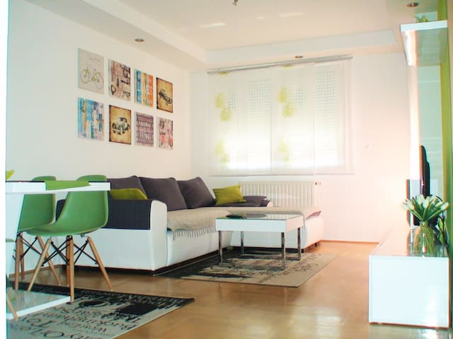 New, modern, feel like home apartment,Arena Zagreb - Zagreb - Apartment