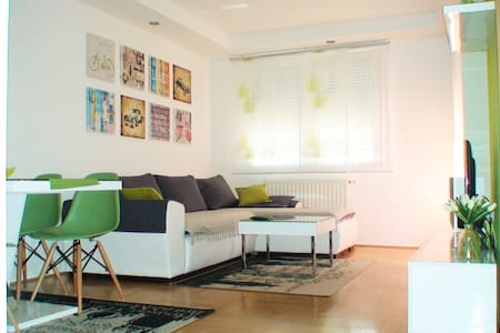 New, modern, feel like home apartment,Arena Zagreb