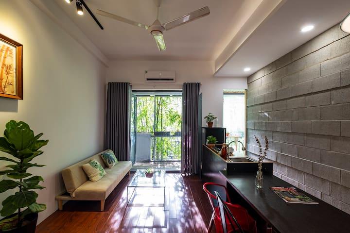Aqua House 2 - Cozy Apartment with balcony