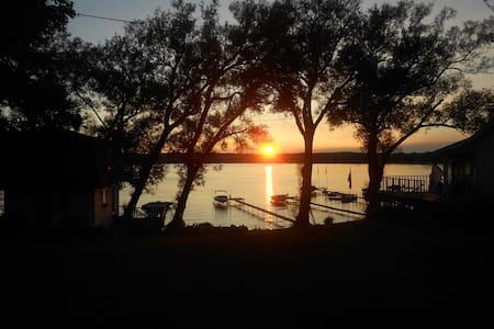 sunset views - Dewittville