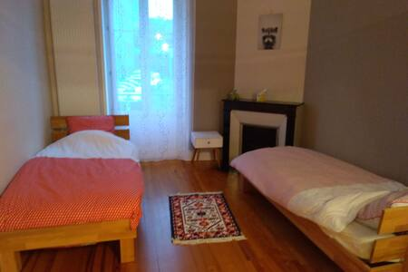 Préville: Appartement 3 pièces, idéal familles