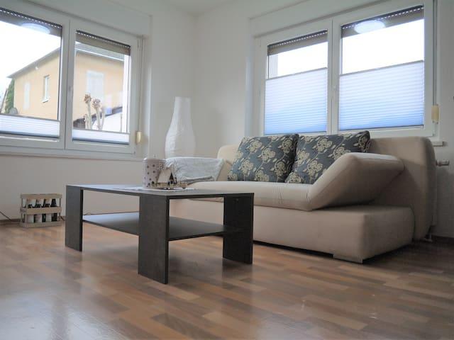 Ferienwohnung für 4 Gäste, 70m² mit Terrasse