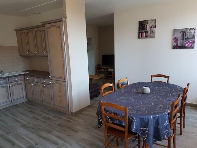 Appartement dans une ancienne ferme COMTOISE - Mignovillard