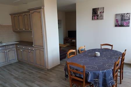 Appartement dans une ancienne ferme COMTOISE - Mignovillard - Appartement