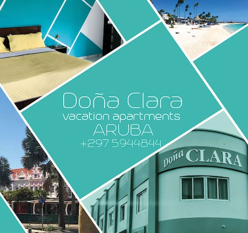 Doña Clara Apartments #5 good for max 3 persons