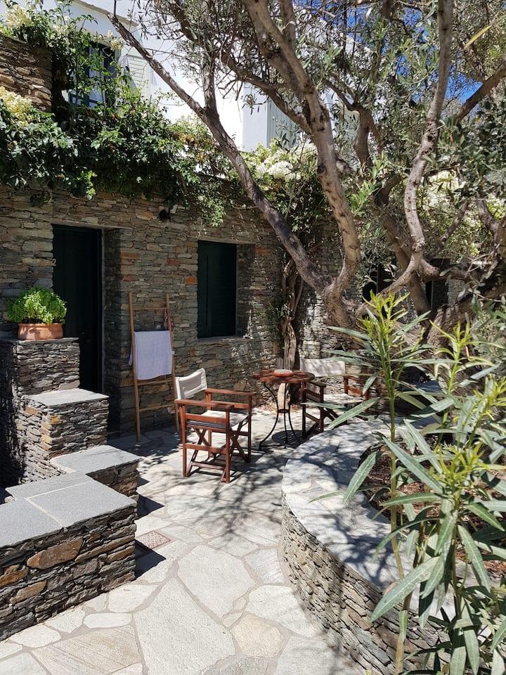 Double room - Sifnos - Pool & Breakfast