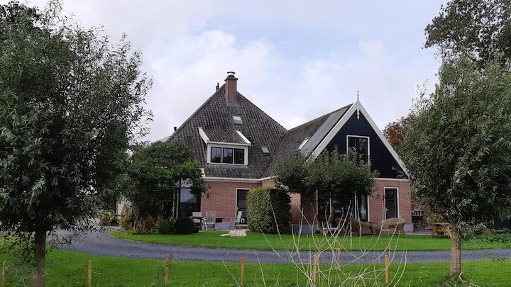 Nabij Schoorl en Bergen: vakantiehuis De Buizerd