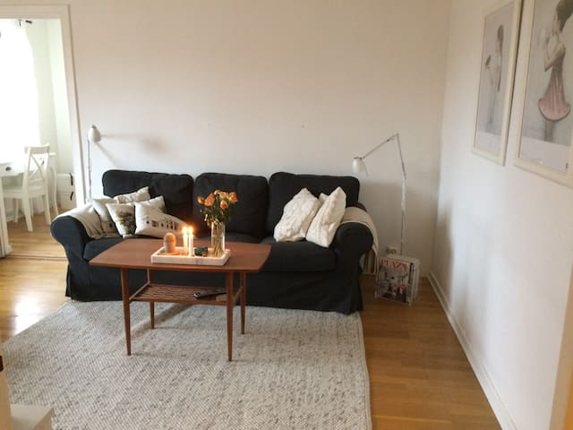 Two room apartment in central Uppsala - Uppsala - Byt
