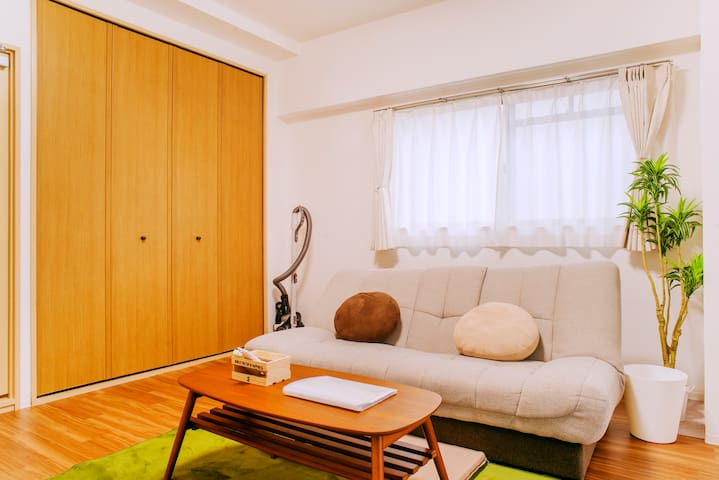 Good Access to Airport★Portable Wifi★ - Naka-ku, Nagoya-shi - Apartemen