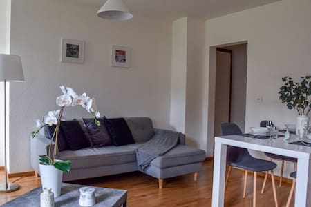 Modern and contemporary design apartment