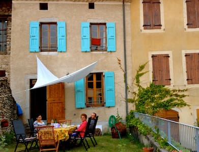 holiday home - south of france - Châtillon-en-Diois