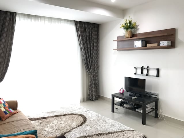 A cosy home @ Seksyen 13, Shah Alam (WiFi 300mbps) - Shah Alam - Flat