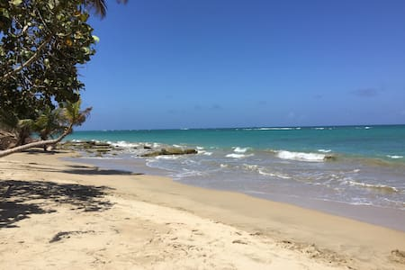 A Home in Puerto Rico just steps from the beach!! - Loiza