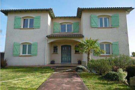 Superbe Villa de 307m2, 7 chambres - Vila