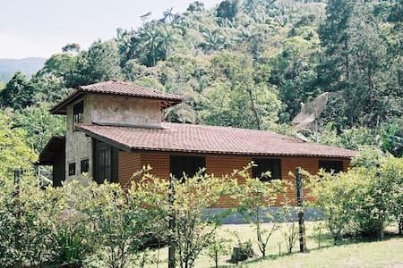 Chalé da Paz - Itatiaia