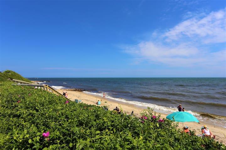 The Beachside Condo