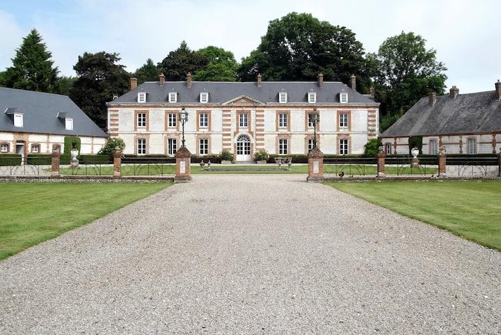 """Domaine de la Motte """"coté nature"""""""