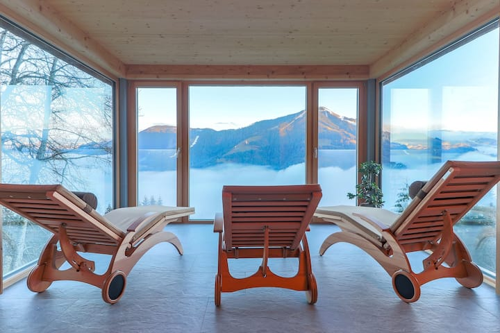Precioso apartamento en Westendorf con sauna