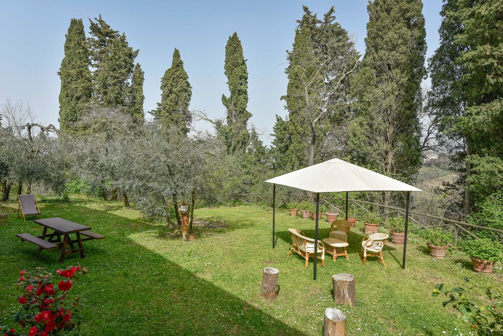 Vacanza in Toscana Firenze Accomodation in Tuscan by florence Urlaub in der Toskaka bei Florenz Chiantishire country apartment